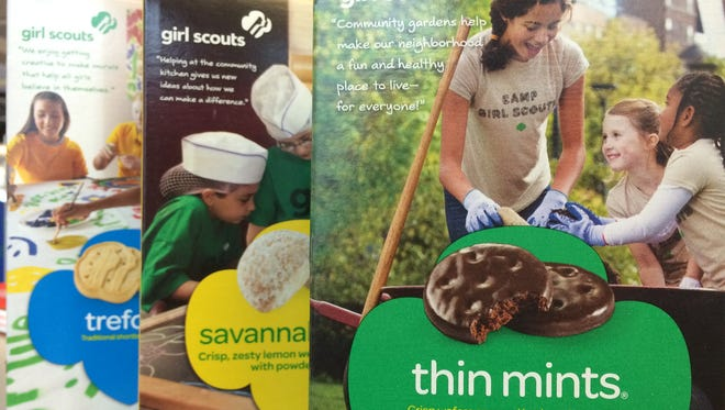 Everyone loves Girl Scout Cookies. Everyone loves wine. Why not compliment one with the other?