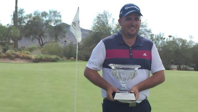 Southwest PGA Match Play Championship Michael Hopper.