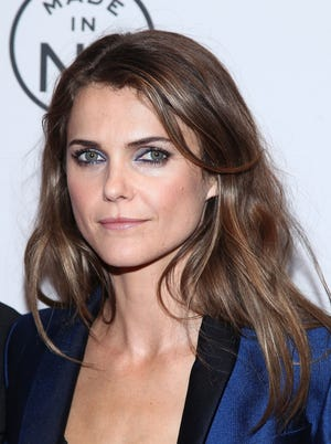 Keri Russell, here in New York in October, was burglarized in her Brooklyn home, police said.
