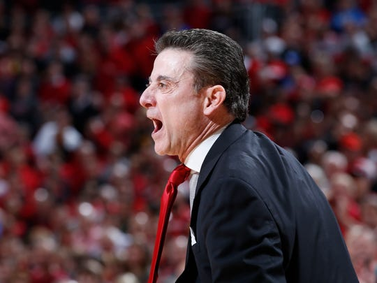 Rick Pitino is 5-1 at the RAC with Louisville.