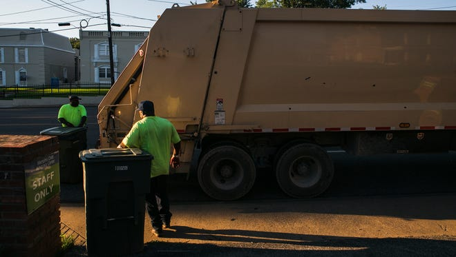 There are rumblings some city of Memphis sanitation workers could go on strike Thursday.
