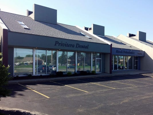 Privitera Dental's new office space on Empire Blvd. (M. Rosenberry)