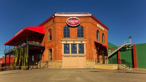 The Genesee Brew House, 25 Cataract St., has closed temporarily after a worker tested positive for COVID-19.