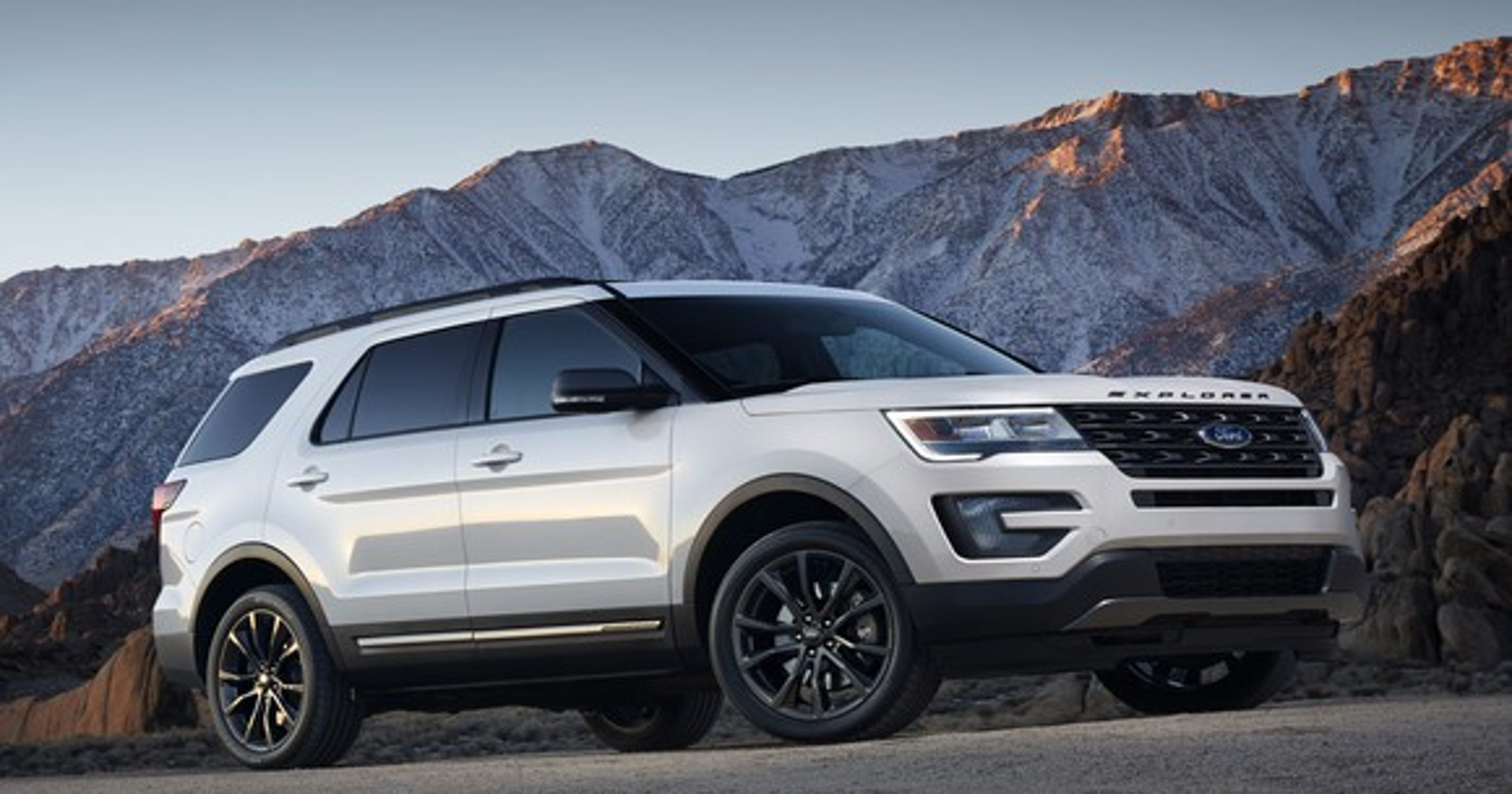 Is the Ford Explorer SUV making people sick?