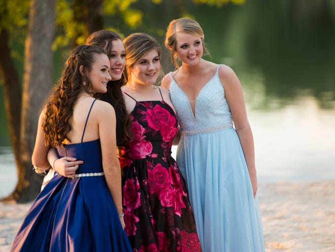 Scenes from the South-Doyle prom at Hunter Valley Farms,