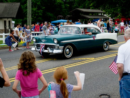 SN-Powell Fourth of July parade