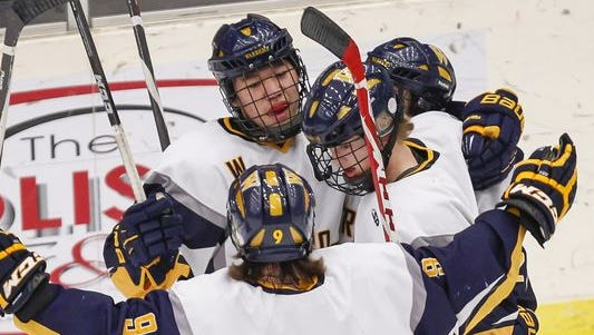 The Wausau West boys hockey team opens its schedule against Notre Dame Friday.