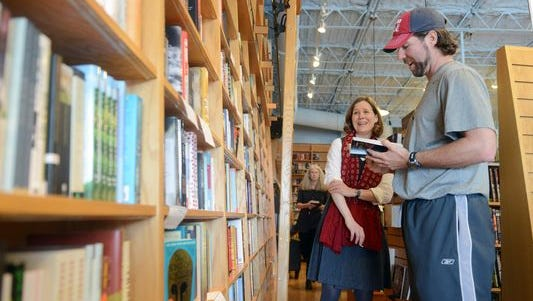 Parnassus Books plans to expand into an adjacent space in Green Hills.