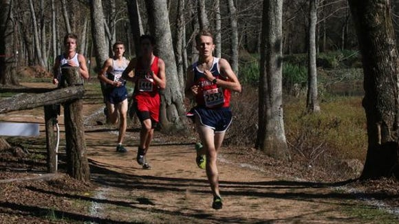 The Trinity boys won its first ever cross country state