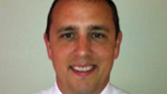 John F. Kennedy High School principal, Craig Swanson.