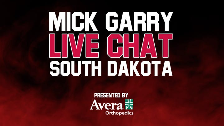 Replay: South Dakota Coyotes sports chat with Mick Garry