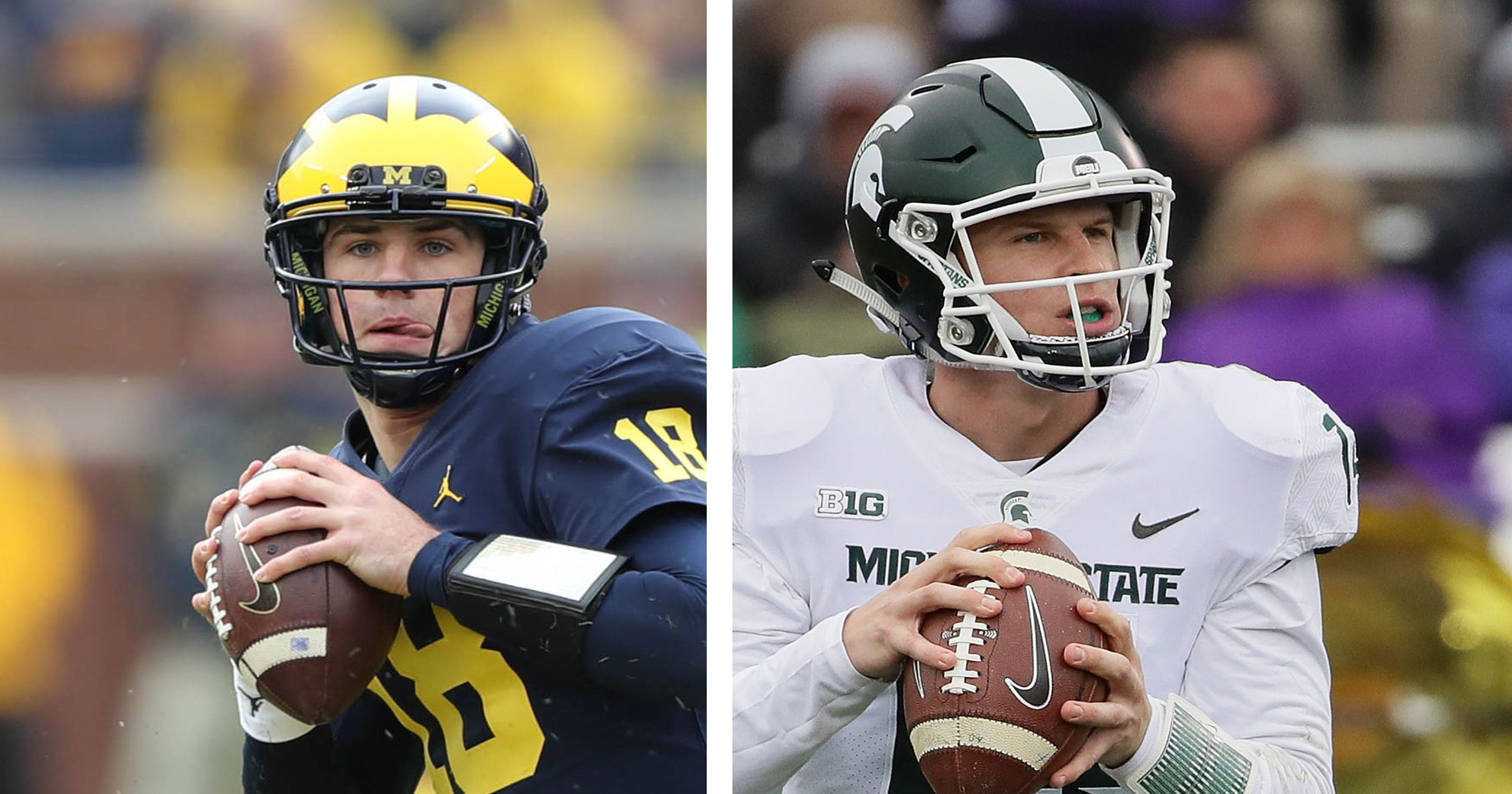 College football predictions  Michigan finds a QB  MSU can t slow Penn State 25c17a3a1
