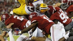 LSU gets coveted night time kick vs. Bama from SEC, CBS; Delpit, Tracy SEC players of week