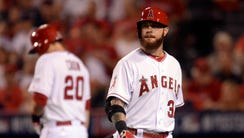 Josh Hamilton played in just 240 games with the Angels