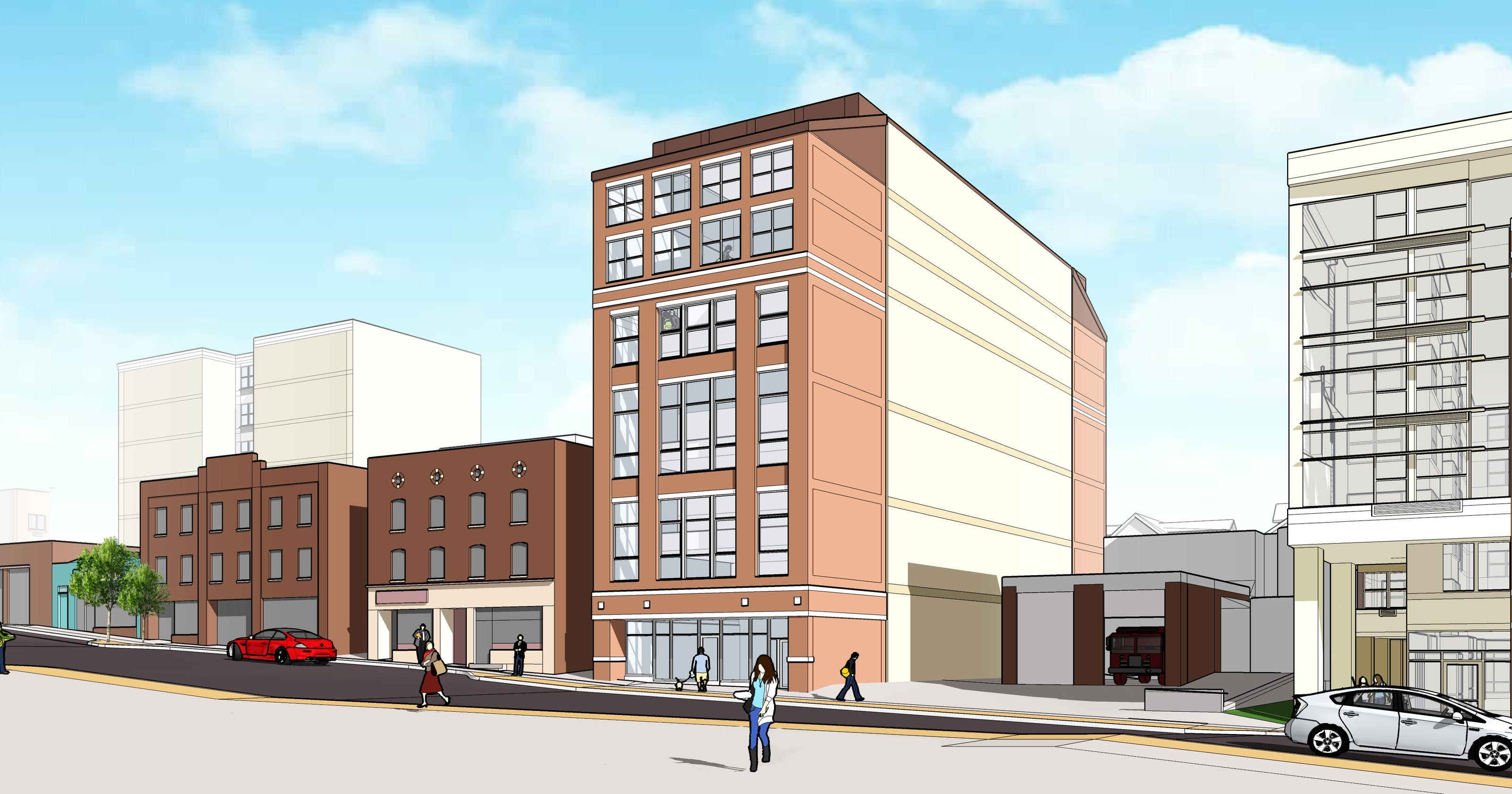 The Nines faces demolition under Collegetown apartment proposal
