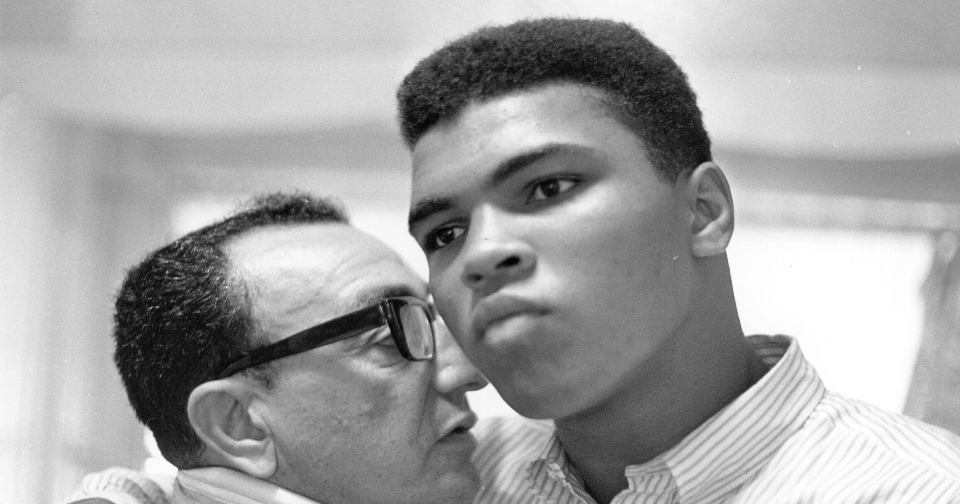 The time Muhammad Ali pretended to be Joe Louis