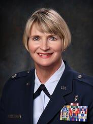 Lieutenant Colonel Gwyn M. Parris-Atwell