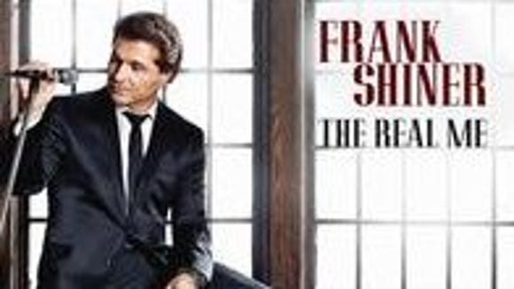 Cover of 'Frank Shiner: The Real Me'