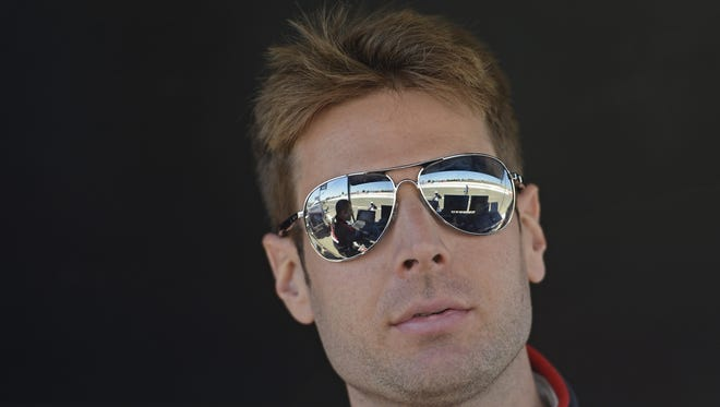 IndyCar driver Will Power.
