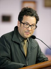 Max Grossman, El Paso architectural historian.
