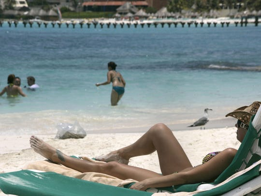 This could be you with a new nonstop flight to Cancun on Frontier Airlines.