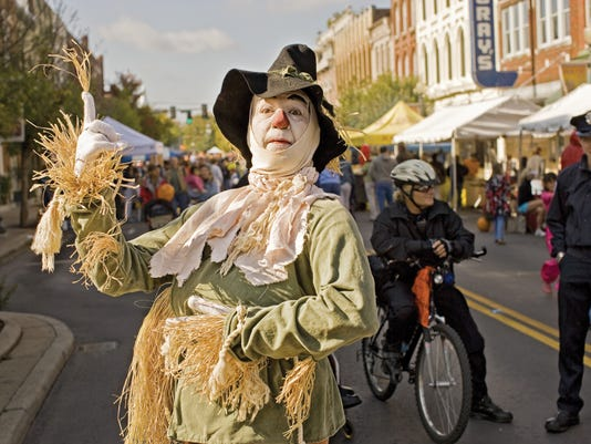 2011 Pumpkinfest- David Carter as scarecrow.jpg