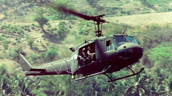 Army UH-1 Huey