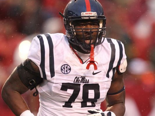 Laremy Tunsil was named first-team All-American by Athlon Sports.
