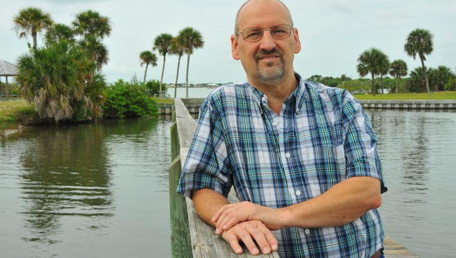 Maurice Boudreau, president of the East Merritt Island Homeowners Association, told port commissioners he didn't want them to support buying to harbor cranes, splitting the cost with cargo terminal operator GT USA.