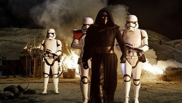 """The reviews are in for J.J. Abrams' """"Star Wars: The Force Awakens."""""""