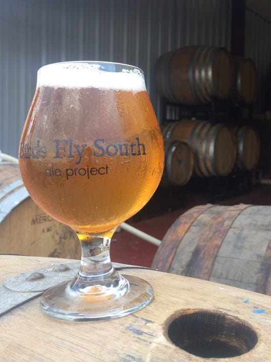 Birds Fly South opens