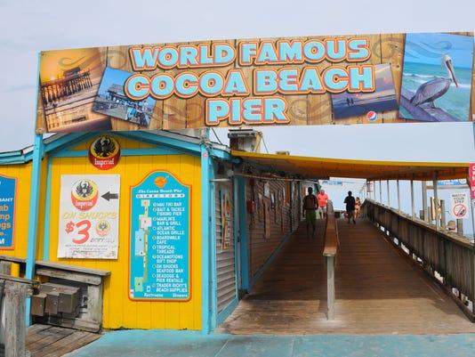 Cocoa Beach Pier sold