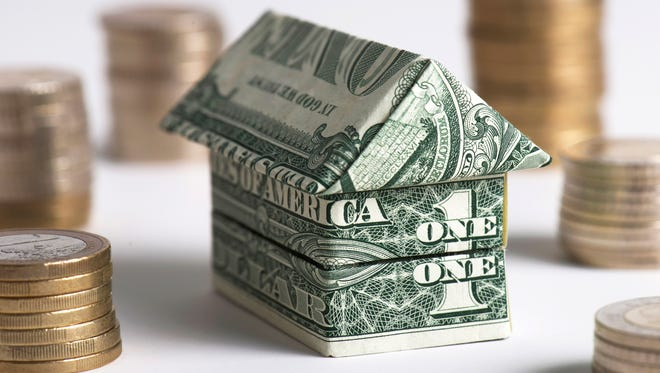 It's not uncommon for lending institutions to let you borrow too much money.