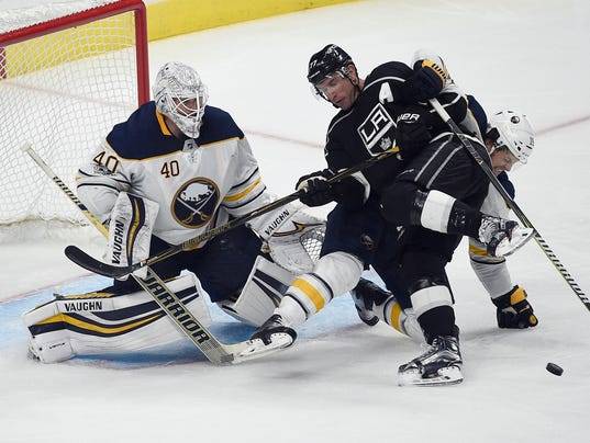NHL: Buffalo Sabres at Los Angeles Kings