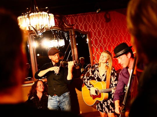 Ohio-based Americana band Hey Mavis will perform Saturday