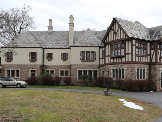 This 1920 Tudor was once home to New York Governor Herbert Lehman.