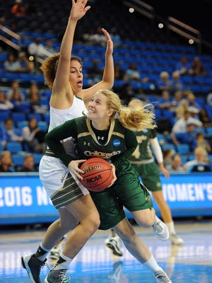 CSU's Ellen Nystrom, the Mountain West Player of the Year, will lead the Rams going into the 2016-17 season.