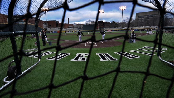 Vanderbilt will host a regional for the fourth time in five years.