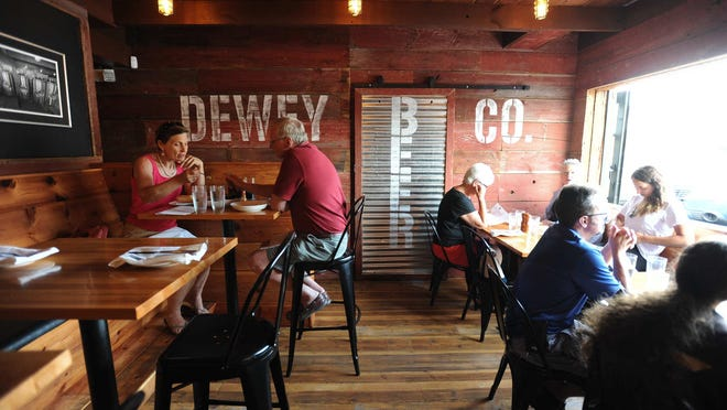 Dewey Beach Beer Co. in Dewey Beach.