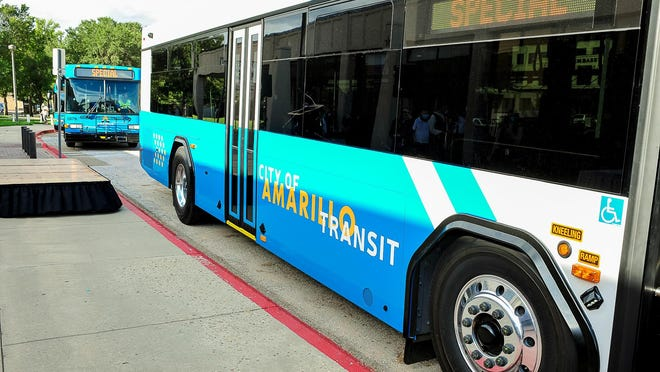 The city of Amarillo recently unveiled new buses for its transit system. Officials with Amarillo College and Amarillo City Transit announced Monday that it will be extended its free bus service for Amarillo College's students, staff and faculty until Aug. 15, 2023.