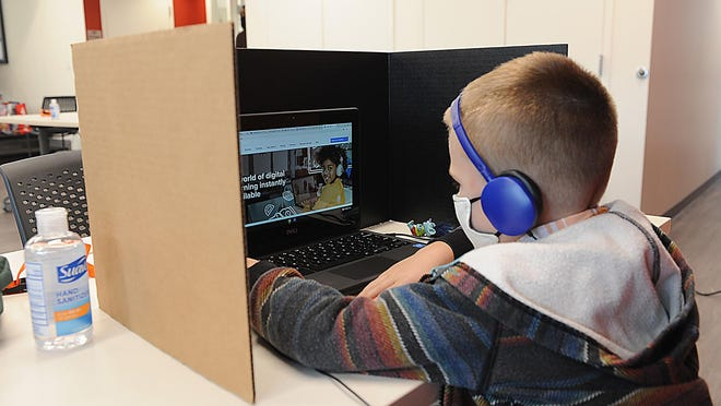 Ionia Public Schools will maintain a virtual model of instruction through November, Superintendent Ron Wilson announced Monday.