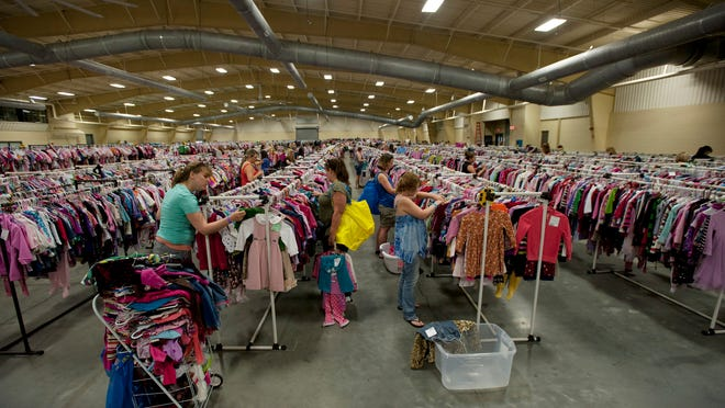 Wee Trade is one of two big consignment sales this fall. It starts Aug. 4.