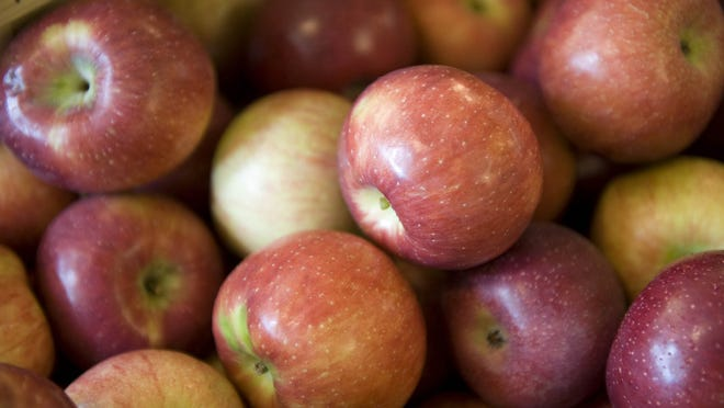 Empire apples have a sweet-tart combination that makes them useful for cooking or enjoying just as they are.