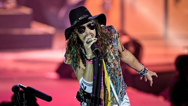 Steven Tyler and Aerosmith proved they can still keep the attention of a rock-hungry crowd with Tuesday's performance at Riverbend.