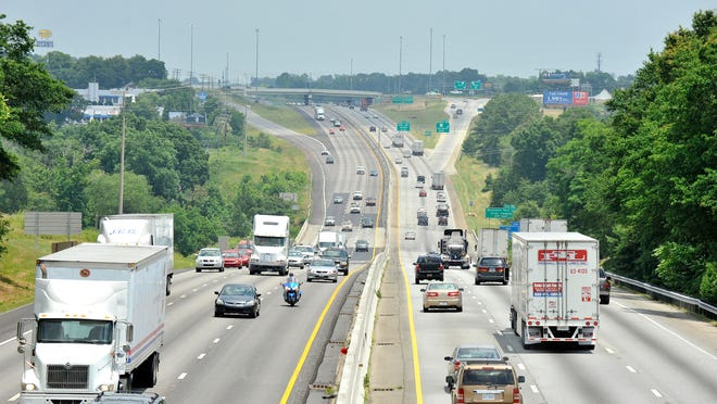 Construction will start Aug. 18 on the first of six sections along I-85 from State 14 to near State 129.
