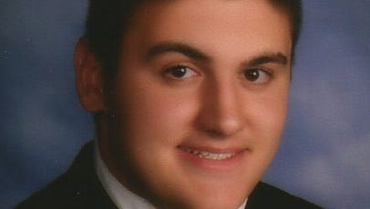 Mike Manni, Tappan Zee wrestler, Rockland Scholar Athlete of the Week.