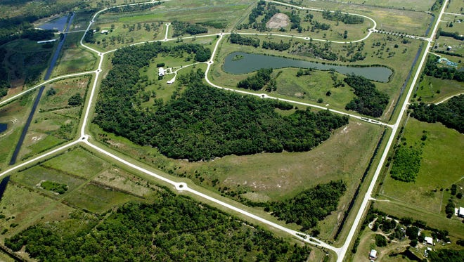 The Okeechobee Music & Arts Festival will debut in March on more than 600 acres north of Florida's Lake Okeechobee.