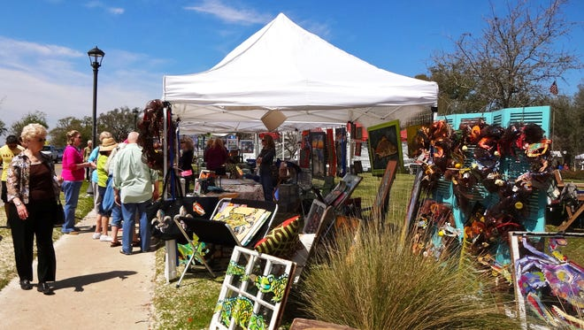 This year's Art in the Pass, a juried arts festival in Pass Christian, will be from 10 a.m.-5 p.m. Saturday and Sunday.