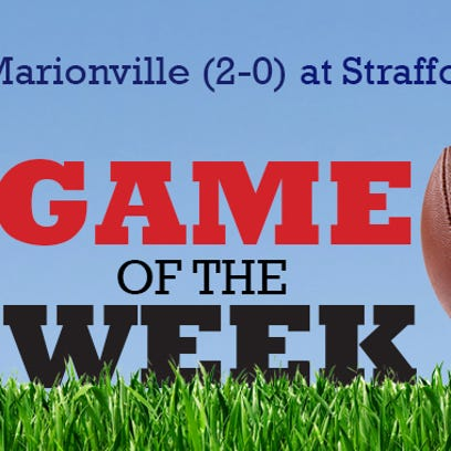 News-Leader Game of the Week: Marionville at Strafford