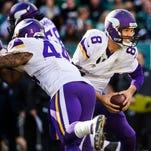 Eagles 21, Vikings 10
